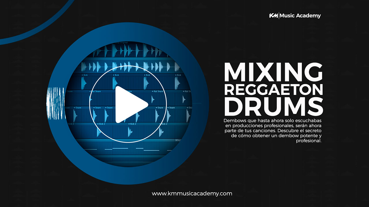 Mixing Reggaeton Drums para web